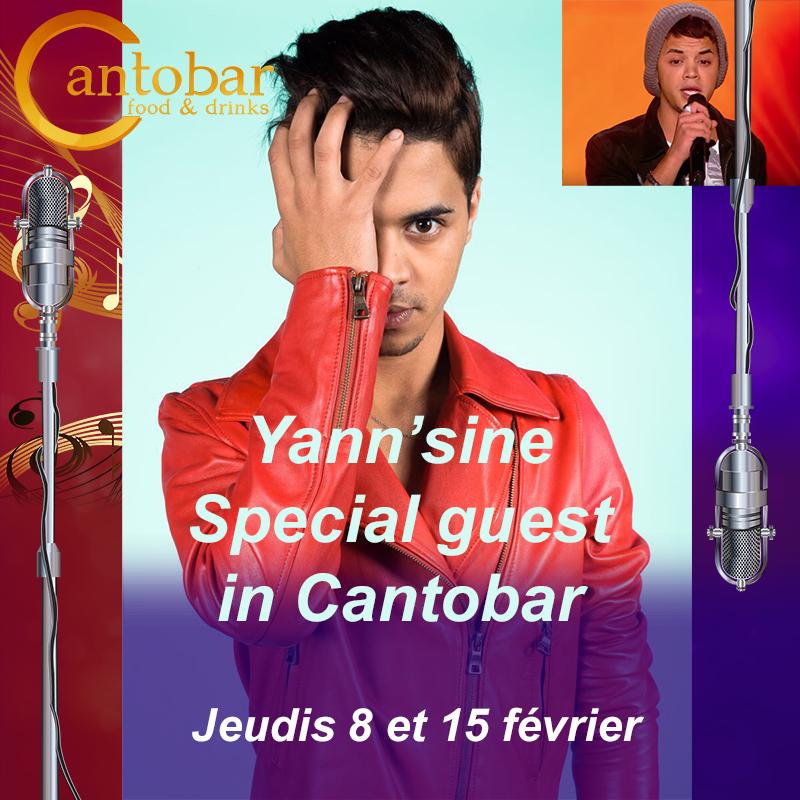 Yann'sine Cantobar Marrakech